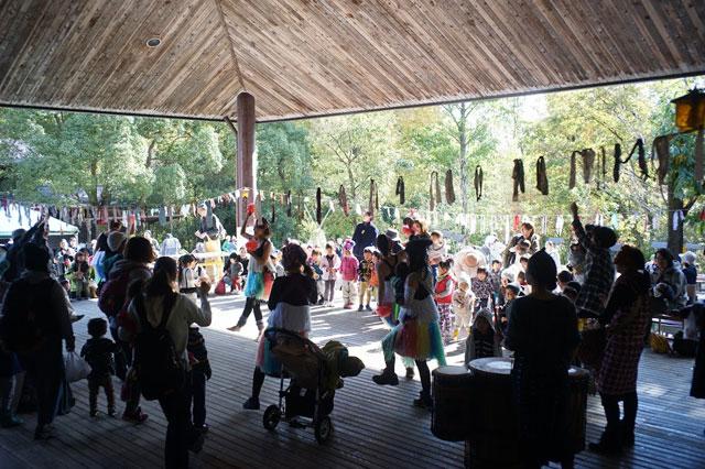森わら祭りの写真