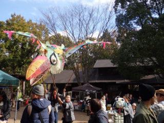 森わら祭りの写真2